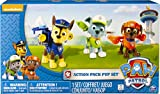PAW Patrol Action Pack Pup Figuren 3er Set - Version 2 (Chase, Rocky, Zuma)