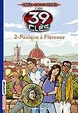 Les 39 Clés, Tome 12 - Panique a Florence