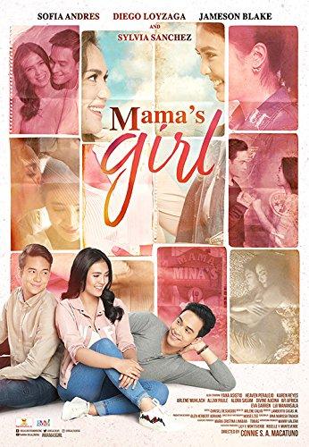 Mama's Girl - Philippines Filipino Tagalog Movie DVD