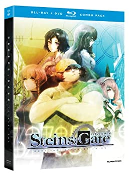 Steins Gate  Complete Series Part Two  Blu-ray/DVD Combo