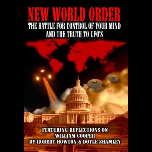 New World Order audiobook cover art