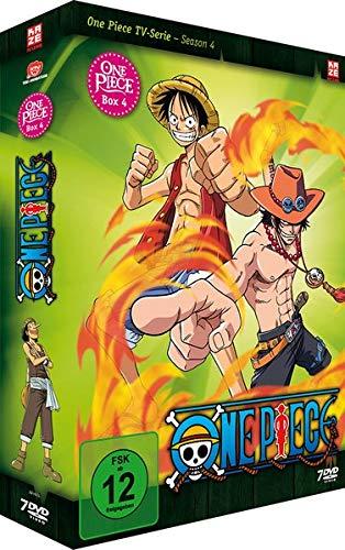 One Piece - TV Serie - Vol. 04 - [DVD]