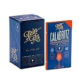 Etnazar - 5 Cocktail a domicilio - Calabritz Spritz Calabrese - Cocktail pronti da bere a casa