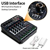 Immagine 2 depusheng t6 scheda audio portatile