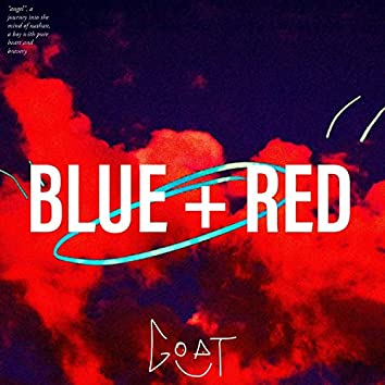 Heaven (Blue + Red)
