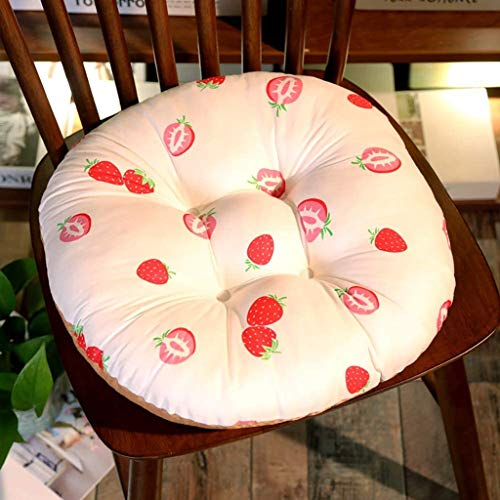 Youdw Seat Cushion, Soft Chair Pads Seat Cushions for Outdoor Garden Patio Home Kitchen Office Sofa (H)