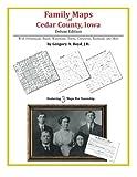 Family Maps of Cedar County, Iowa