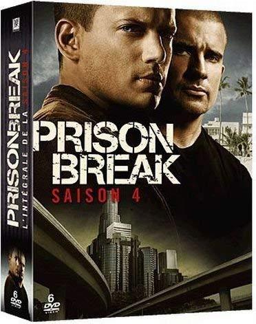 Prison Break, saison 4 - Coffret 6 DVD (22 épisodes)