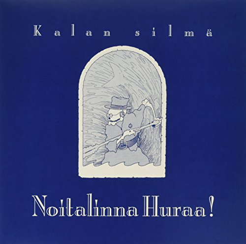 Kalan Silma - Blue Vinyl
