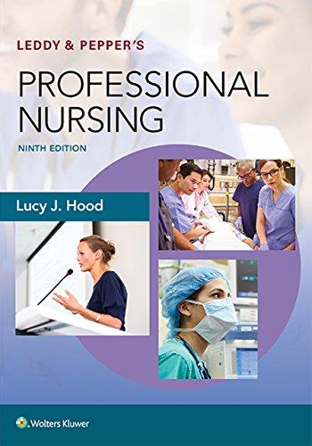51I4Shtz6KL - Leddy & Pepper's Professional Nursing