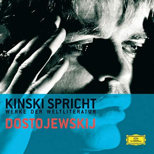 Kinski spricht Dostojewskij Titelbild
