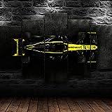 45Tdfc Bilder Formel 1 Renault F1 Racing Poster 150x80 cm