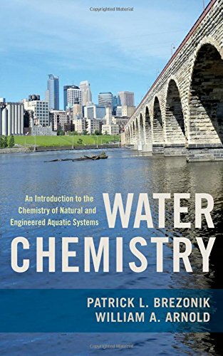Water Chemistry: An Introduction to the Chemistry of...