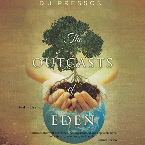 The Outcasts of Eden audiobook cover art