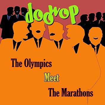 The Olympics Meet the Marathons Doo Wop