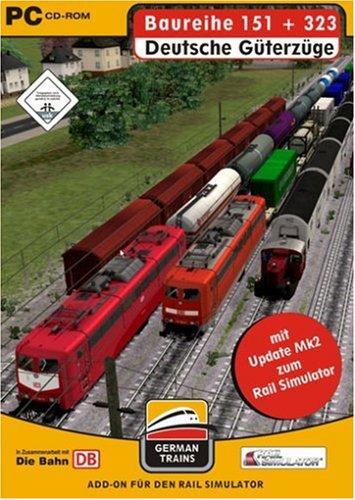 German Trains - Deutsche Güterzüge (PC)