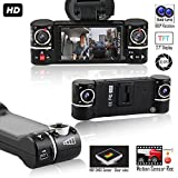 Indigi F6RR Dash Cam 1080P Full HD Car Recorder Dashboard Camera + 2.7''