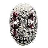 The Legion Frank Morrison mask Halloween Dead Daylight Cosplay Costume Accessories.