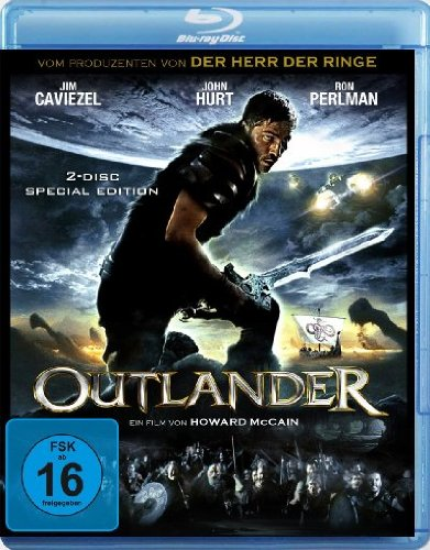 Outlander (2-Disc Special Edition) [Blu-ray] [Collector's Edition]