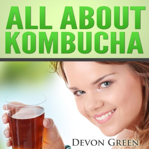 All About Kombucha cover art