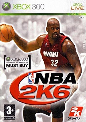 2K NBA 2K6, Xbox 360, ITA - Juego (Xbox 360, ITA, Xbox 360)