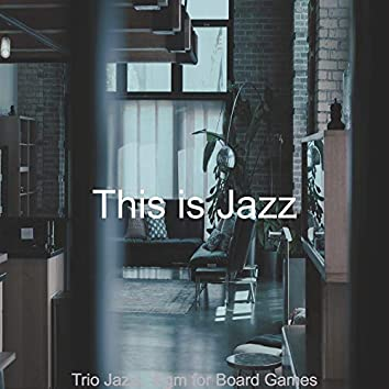 Trio Jazz - Bgm for Board Games