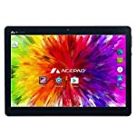 ACEPAD-A121-101-3G-Tablet-PC-2GB-RAM-64GB-Speicher-Dual-SIM-IPS-HD-1280x800-Quad-Core-CPU-Android-51-WiFiWLANBluetooth-USBSD