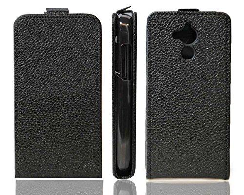caseroxx Flip Cover für Acer Liquid Z410 / Z410 Plus, Tasche (Flip Cover in schwarz)
