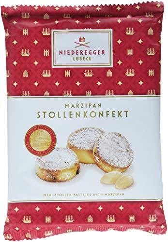 Niederegger Marzipan Stollenkonfekt, 2er Pack (2 x 150 g)