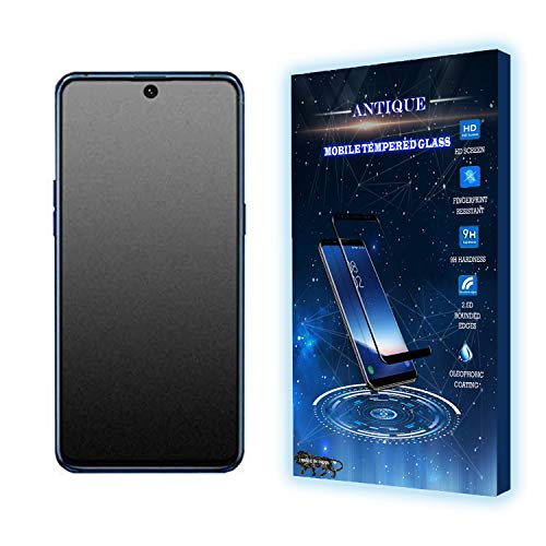 ANTIQUE™ Matte Tempered Glass Screen Protector For SAMSUNG A71 (PACK OF 2)