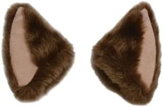 Necomimi Brainwave Cat Brown Ears Cover