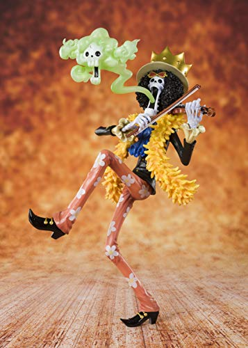 BANDAI Brook Humming One Piece FiguartsZERO 20 cm Figure - Figures StaticheFigures Statiche