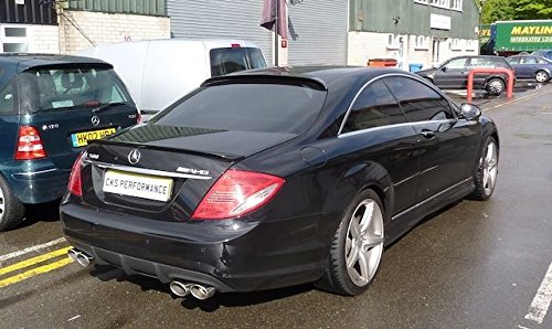 Dynamic Performance AMG Mercedes Dachfenster Spoiler DP216WS000