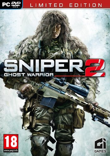 Sniper Ghost Warrior 2 Limited (AT-PEGI) [Importación alemana]
