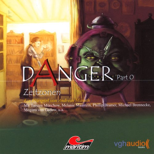 Zeitzonen (Danger, Part 0) audiobook cover art