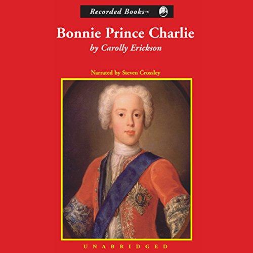 Bonnie Prince Charlie audiobook cover art