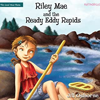 Riley Mae and the Ready Eddy Rapids audiobook cover art