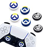 TAACOO Playstation 5 Controller Thumb Stick Grips Caps Cover, Thumbsticks Cover Set Replacement Silicone Analog Controller Joystick Caps for PS5?3 Pairs / 6 Pcs?