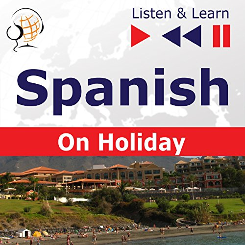 Spanish On Holiday - De vacaciones cover art