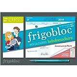 Mini Frigobloc hebdomadaire 2020 - Le calendrier maxi-aimanté pour se simplifer la vie !