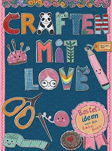 Craften mit Love: Bastelideen aus dem Rosa Haus