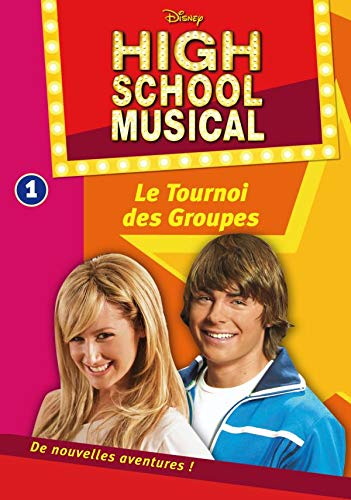 High School Musical 01 - Le Tournoi des Groupes