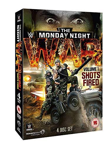 Wwe: Monday Night War Vol.1 - Shots [Edizione: Regno Unito]