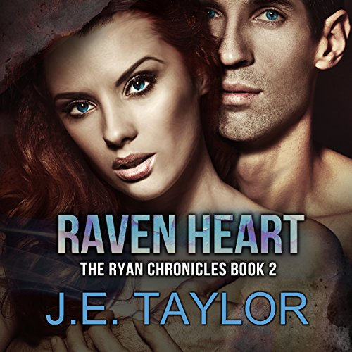 Raven Heart  audiobook cover art