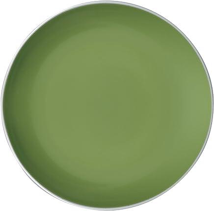 Preisvergleich für Bitossi Home BER1 Set aus 6 Flachen Tellern, Sorbet-Linie, Apfel