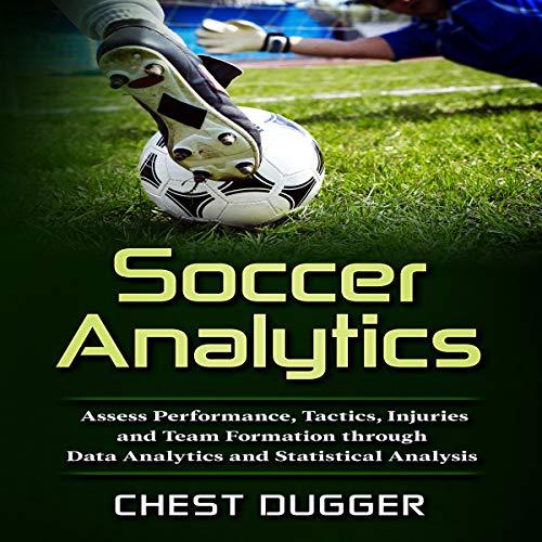 Soccer Analytics audiobook cover art