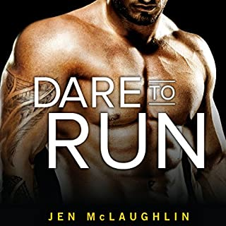 Dare to Run audiobook cover art