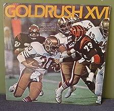 Goldrush XVI LP Joe Montana Bill Walsh Dwight Clark Ronnie Lott