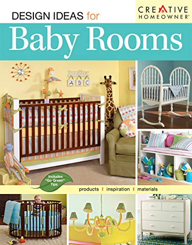 Design Ideas for Baby Rooms (Design Ideas Series)