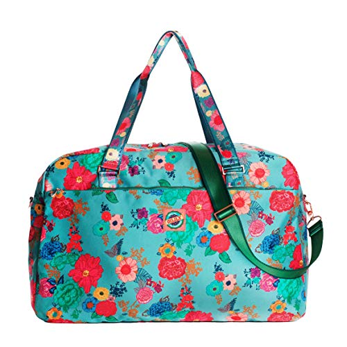 Oilily Color Splash Damen Weekender Sea Breeeze
